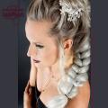 Hairstyle Shooting, Hochsteckfrisur, Make-up