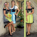 Oktoberfest, Make-up & Hair, Styling, Fotoshooting, Firsuren