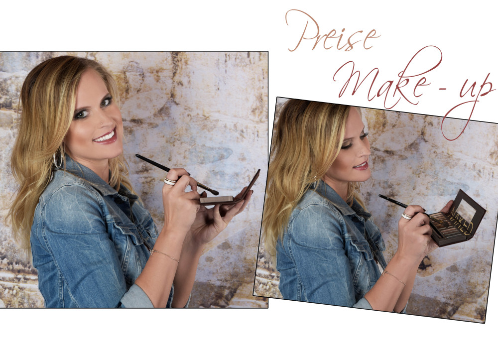 Desiree Preis Makeup